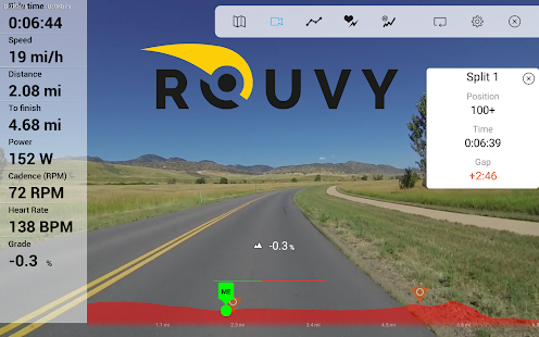 Rouvy- screenshot thumbnail