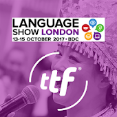 Language Show London 2017 Lead Scanner