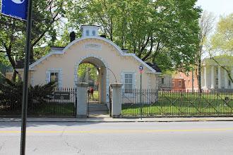 Photo: Entrance to Snug Harbour, Staten Island, New York