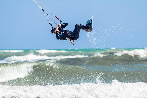 kite surf di Mutley