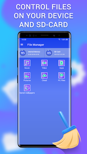 Cleaner - clean the phone, memory, cache & booster 1.2.7 screenshots 5