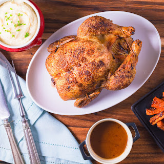 French Roast Chicken with Lemon