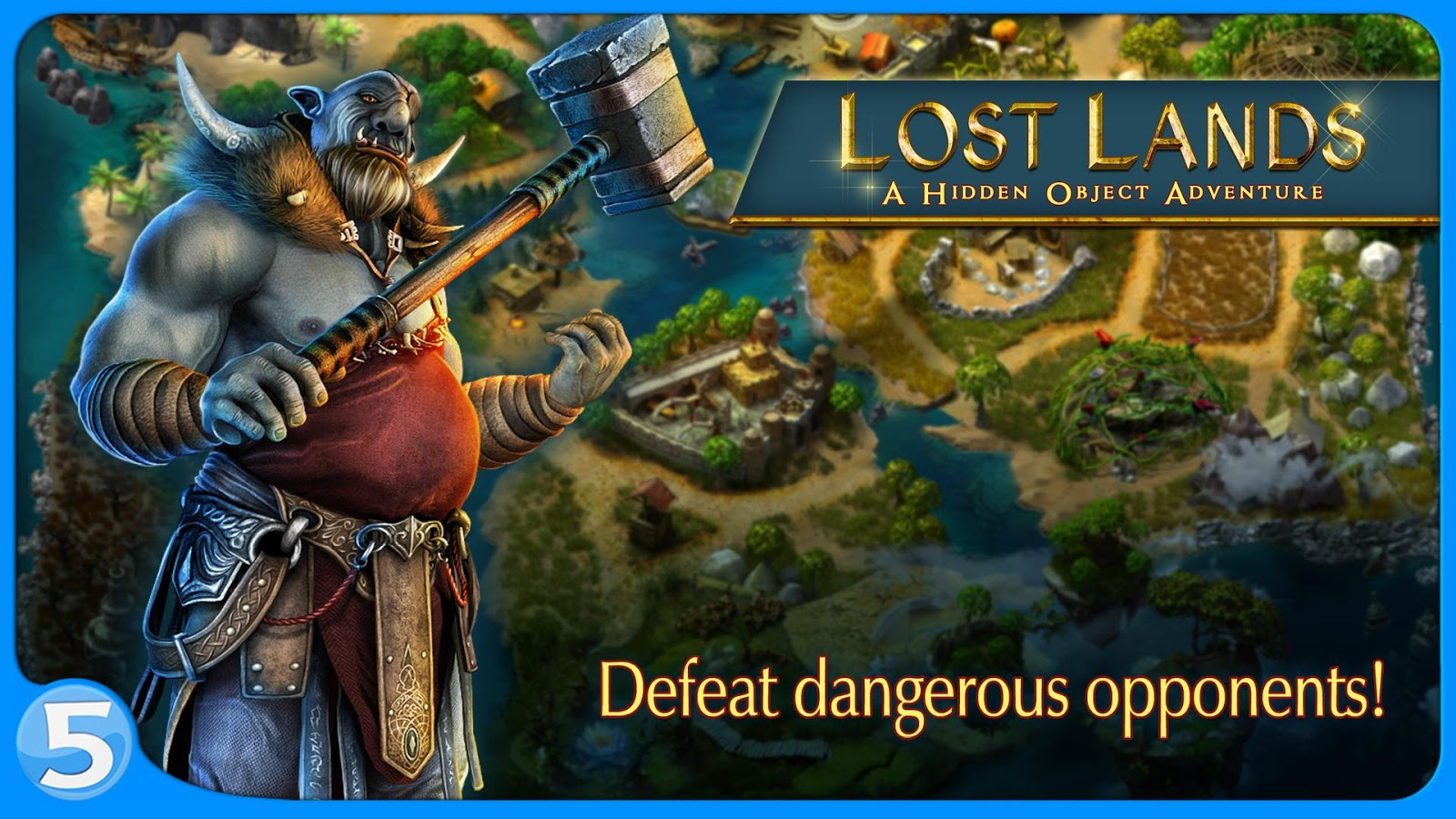 Lost Lands: HOG Premium- screenshot