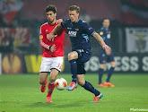 Salvio permet à Benfica de s'imposer à l'AZ