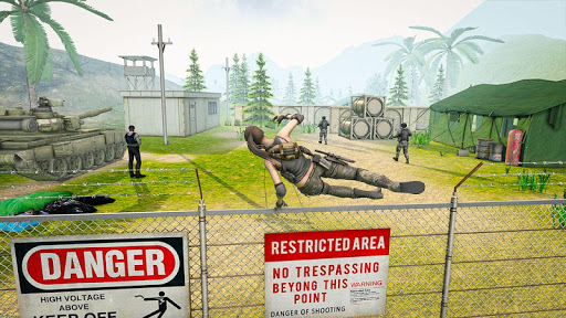 Commando Adventure Assassin: Free Games Offline  screenshots 14