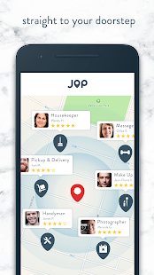 JOP- All services on-demand- screenshot thumbnail