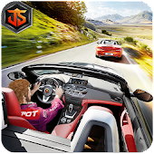 Traffic Highway Car Racer: course automobile