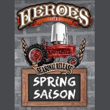 Logo of Heroes Spring Saison