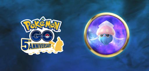 [官方活動]好啦魷和烏賊王將在Pokemon GO超能力週中首次登場!