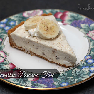 Bavarian Banana Tart Recipe