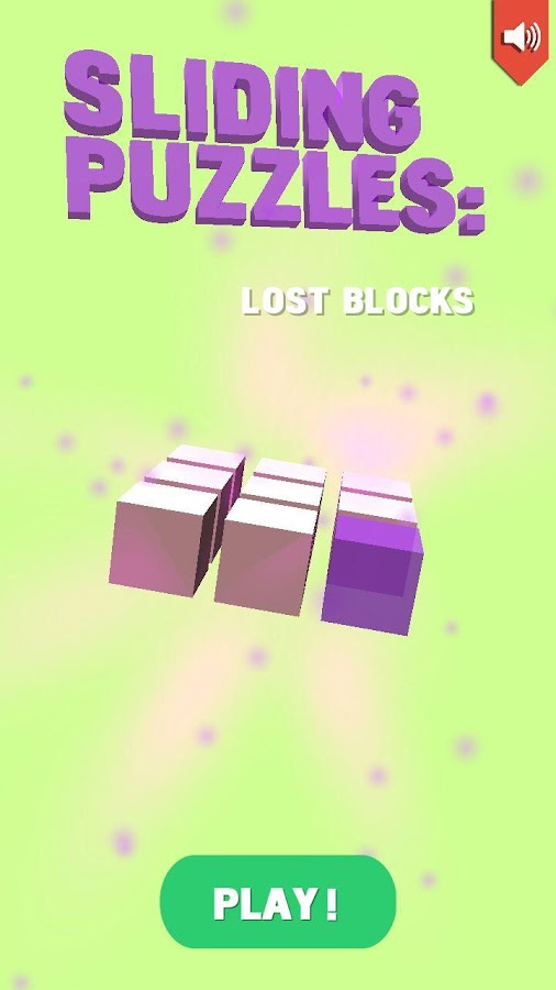 Sliding Puzzles: Lost Blocks- screenshot