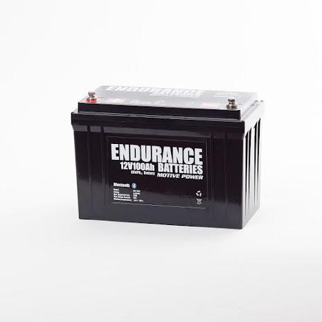 Endurance Litium 12V 100Ah Heat