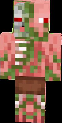 Skin de cerdito :D