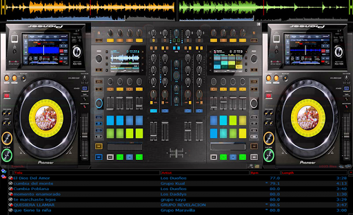 Virtual Song Remix DJ screenshots 1