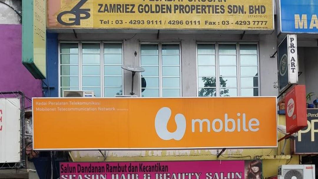 U mobile Ampang - Pandan Indah - Telecommunications Service Provider