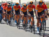 Valls en Wright bezorgen Bahrein-McLaren de zege in vierde rit virtuele Giro