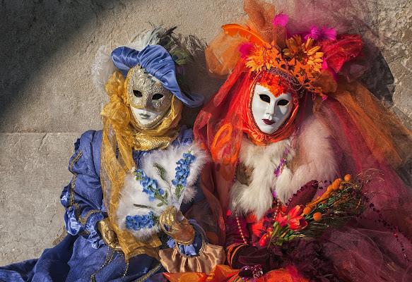 Al carnevale di Venezia di Livius