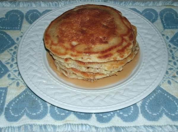Walnut Pancakes Recipe