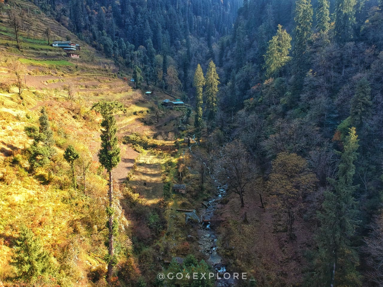 Road Trip to Jibhi & Jalori Pass