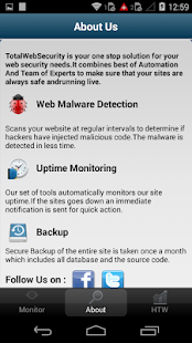 TotalWebSecurity- screenshot thumbnail