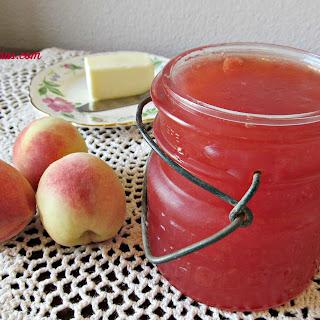 White Peach Jam.