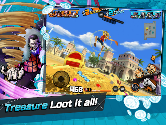 ONE PIECE Bounty Rush Screenshot Image