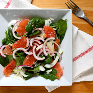 Grapefruit And Fennel Salad