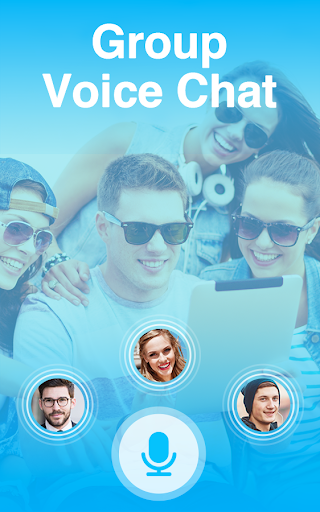 Yalla-Free Voice Chat Rooms  screenshots 1