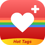 HotTags to Attract Likes for Instagram Icon
