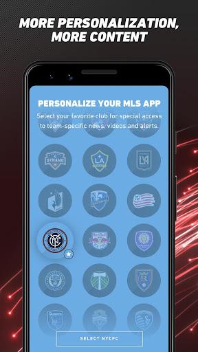 MLS MatchDay 2011 screenshot 1