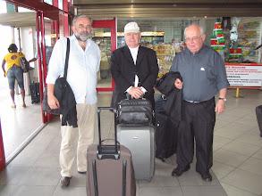 Photo: Klaar voor de reis terug