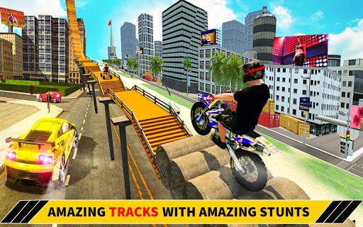 Bike Stunt Racing 3D - Moto Bike Race Game screenshot 3