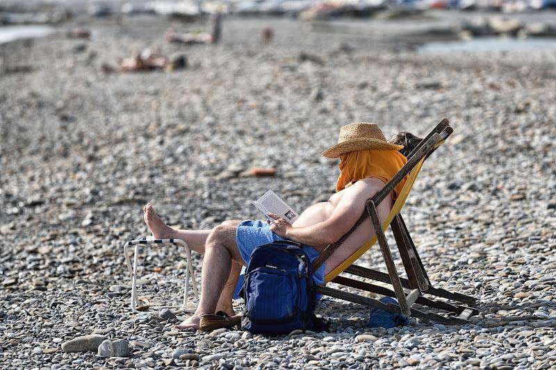 Tipi da spiaggia .. di Giancarlo Lava