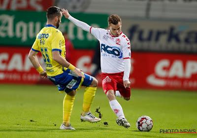 Kristog D'Haene verlengt zijn contract bij Kortrijk tot 2024