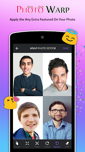Face Warp - Funny Photo Editor by Arun Creation (Google Play, United