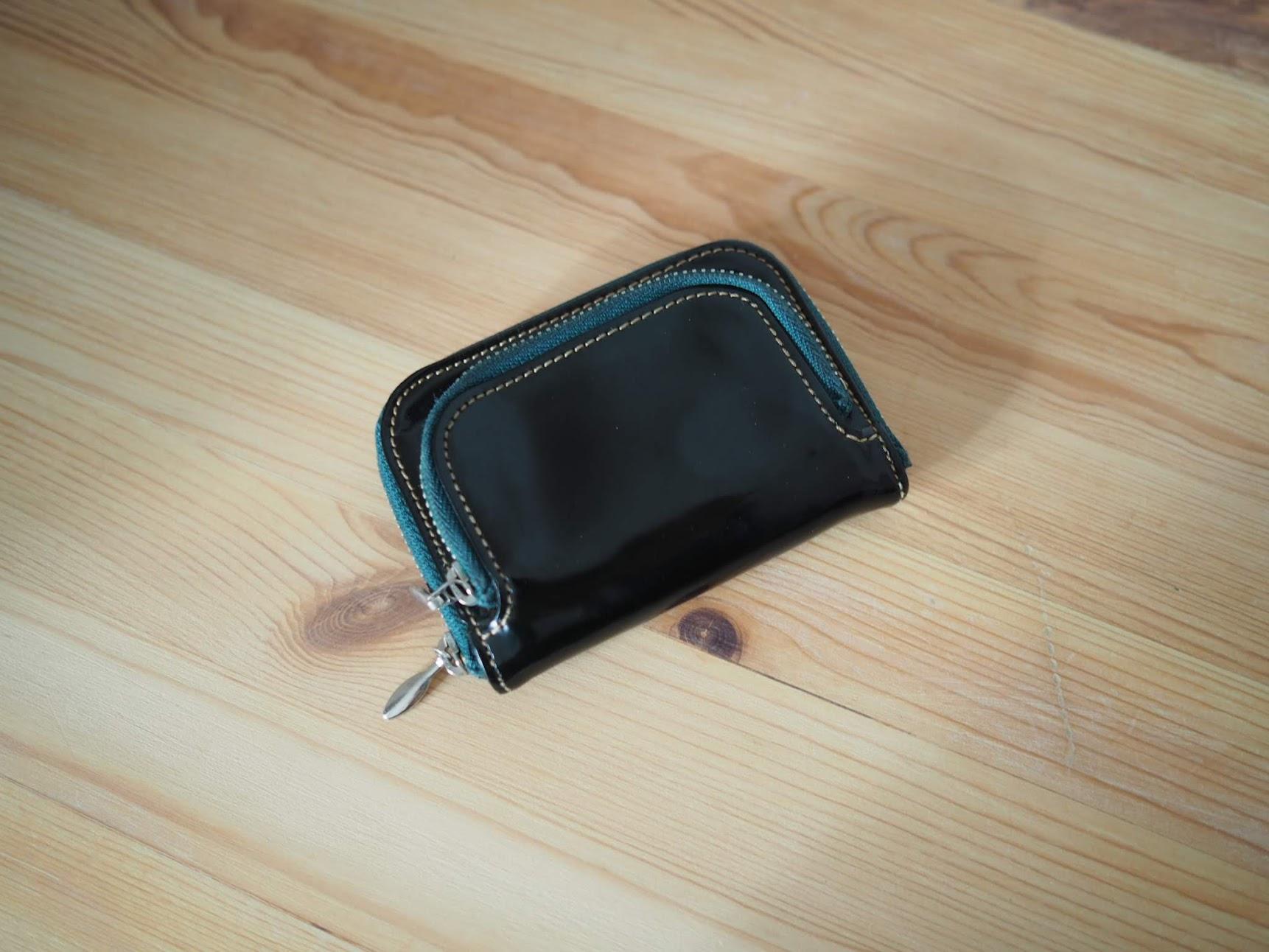 大峡製鞄のコインケース