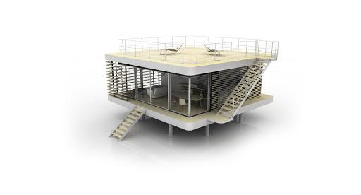 Module Ô30 - Toit terrasse