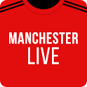 Manchester Live – Unofficial app for United Fans icon