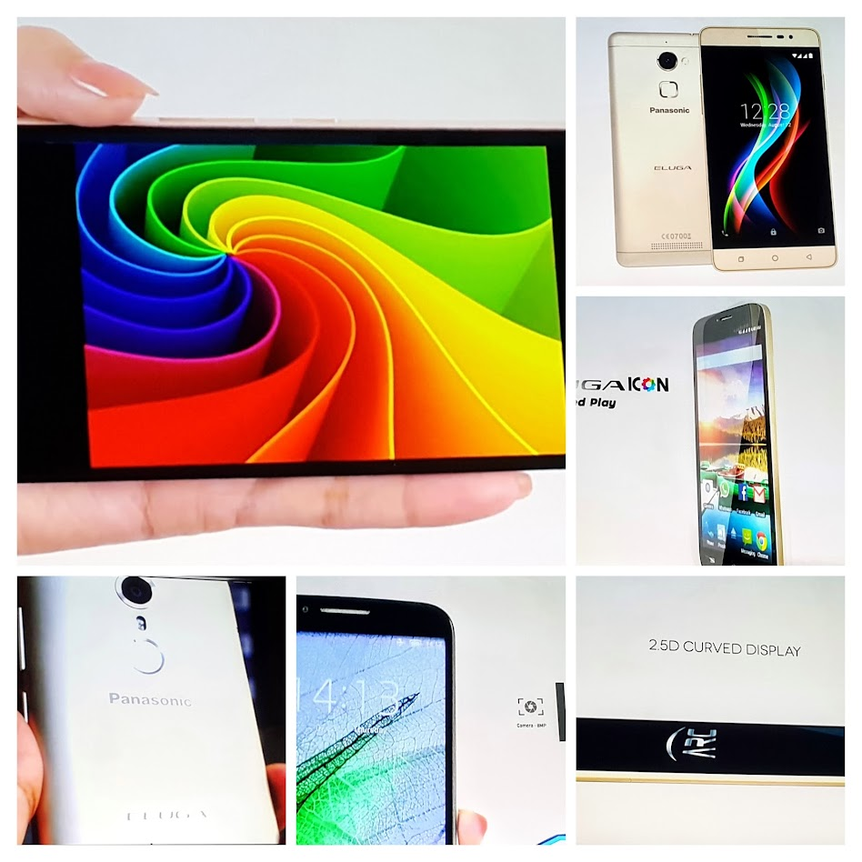 Smartphones by Panasonice 2016