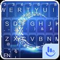 Crescent Moon Keyboard Theme icon
