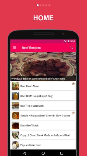 1000 Beef Recipes 1.0 screenshots 2