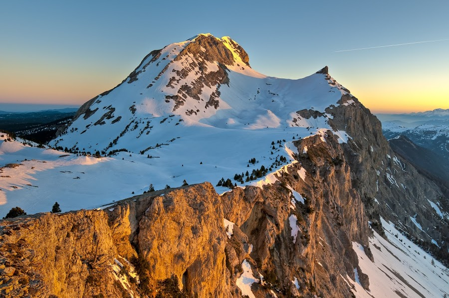 by Gilles Ferrier - Landscapes Mountains & Hills