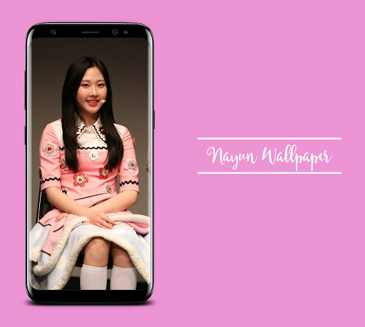 Momoland Nayun Wallpaper KPOP screenshot 2