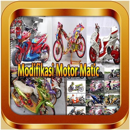 Ide Modifikasi Motor Matic