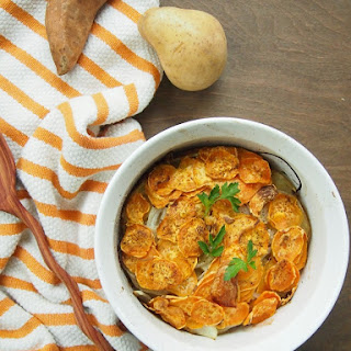 Mixed Potatoes Anna Recipe