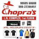 Chopras, Majestic, Bangalore logo