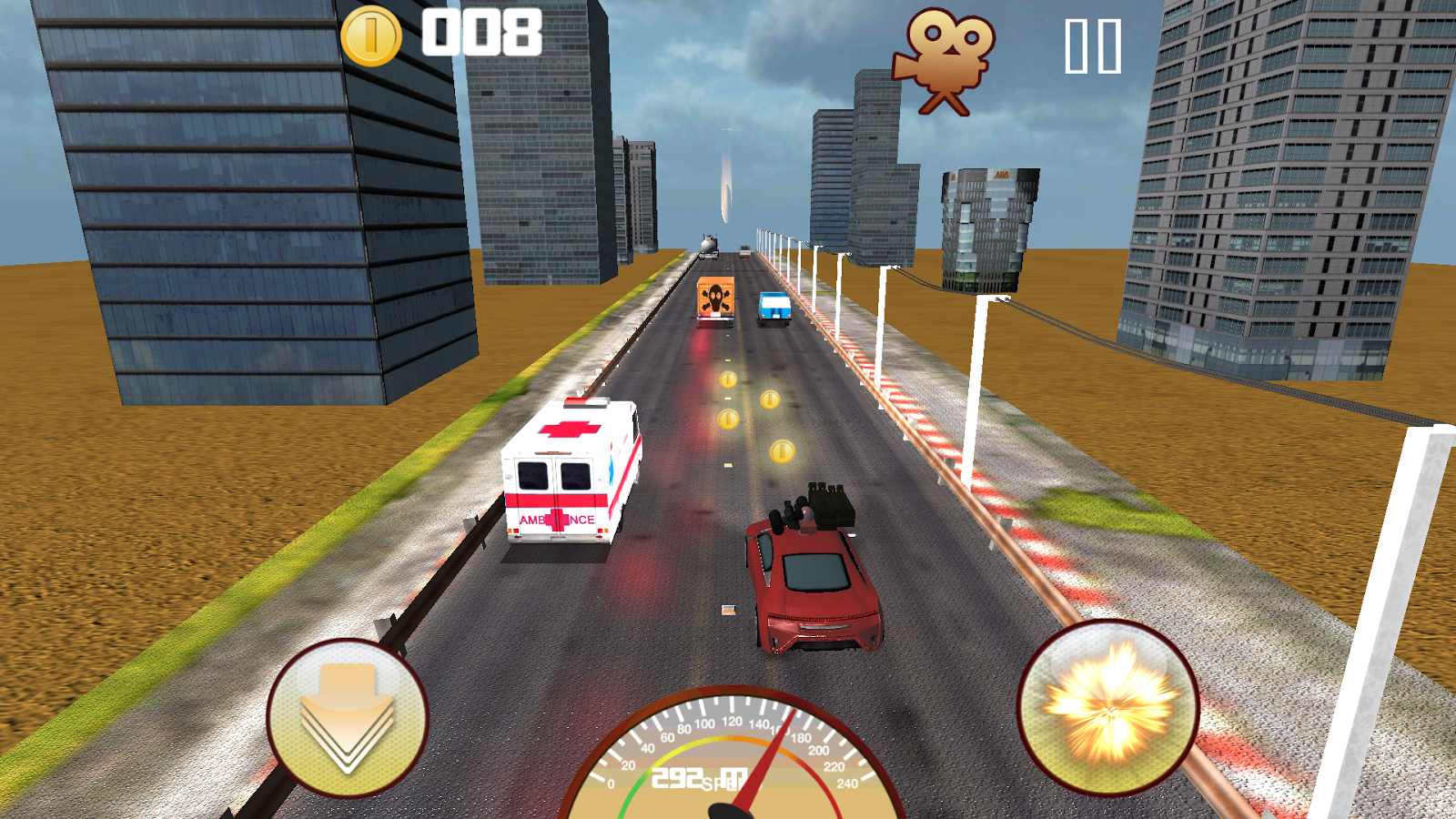 Combat-Traffic-Race-Hero 16