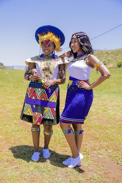 Photos  Isibayas Zulu Wedding Nails It-9139