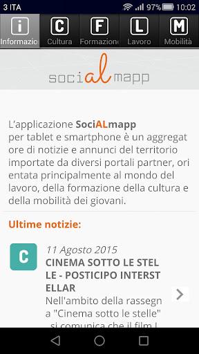 SociALmapp