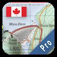 Canada Topo Maps Pro apk
